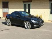 Mercedes-benz Slk-class 3.5
