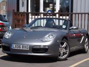 Porsche Boxster 27500 miles