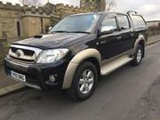 Toyota 2010 TOYOTA HILUX INVINCIBLE 3.0 D4D AUTO NAV LEATHER 6
